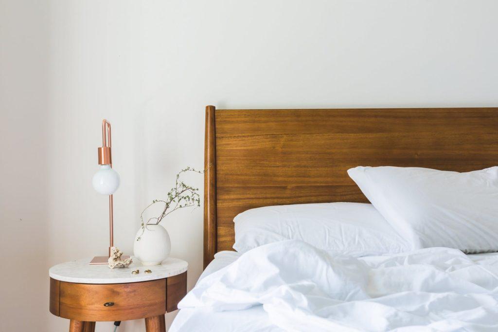 Pulire camera da letto