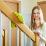 Pulire le scale: come pulire le scale nel modo migliore possibile