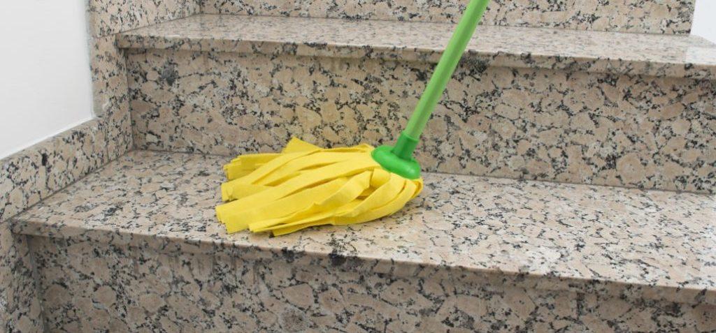 pulizia del condominio