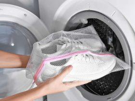 lavare scarpe in lavatrice
